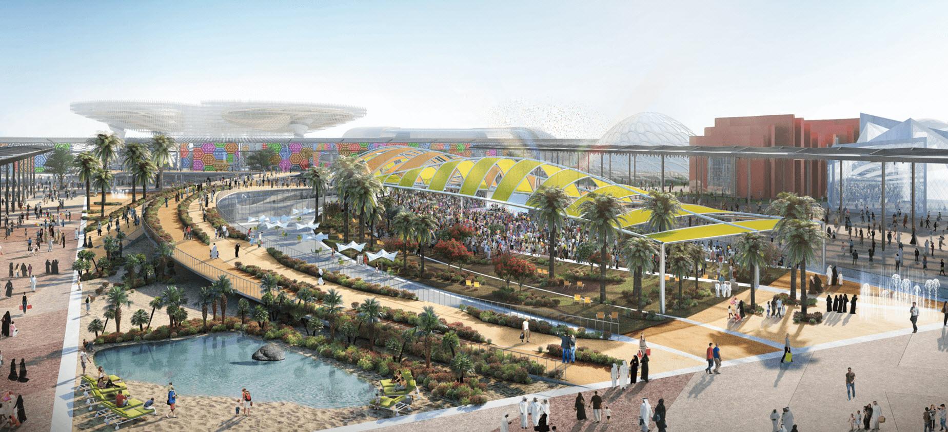 Expo 2020 Dubai Rudy Deighton
