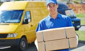 Post & Package Service Platform